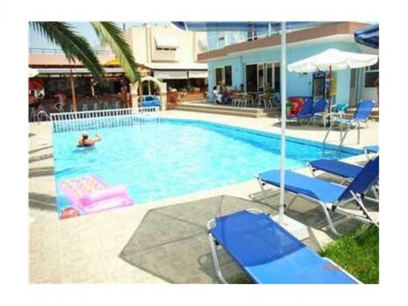 Appartementen Ermis - Rethymnon - Rethymnon Kreta